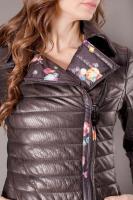 Куртка кожаная стеганая_1