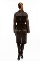 Двубортное пальто с поясом_2