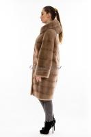 Норковое пальто с капюшоном_1