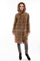 Норковое пальто с капюшоном_3