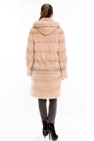 Норковое пальто с капюшоном_2